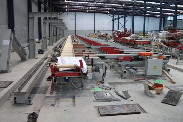 INEX Plant Installation Brisbane QLD