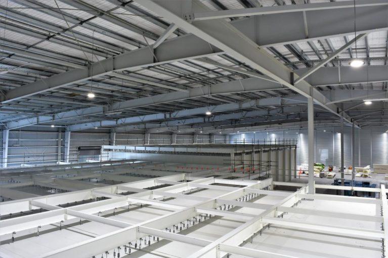 Hugh Green Group Warehouse